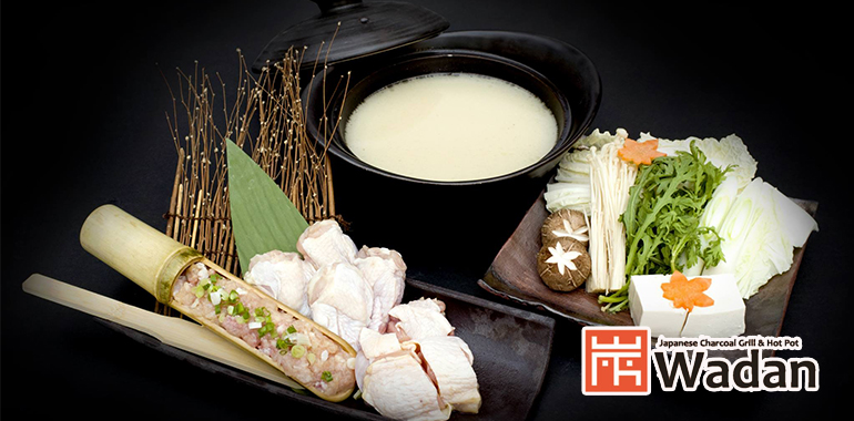 Japanese Charcoal Grill & Hot Pot Wadan - noinao.vn