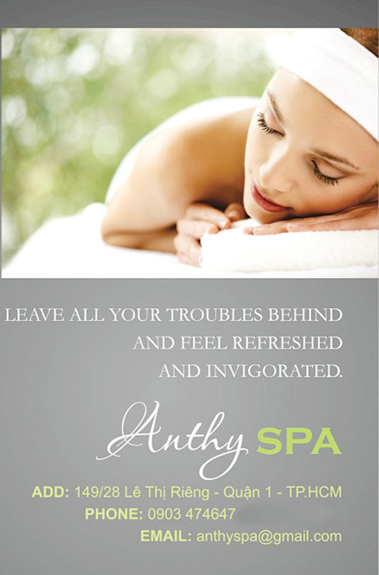 ANTHY SPA - noinao.vn