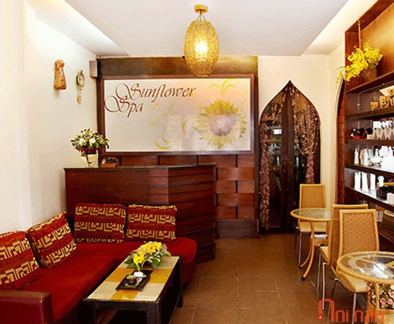 Sunflower Spa - Bản demo - noinao.vn