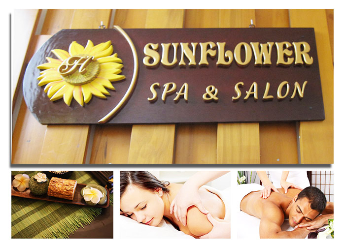 Sunflower Spa & Salon - noinao.vn